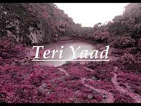 Lagu India paling Sedih Terbaru 2016 -- Teri Yaad.mp4