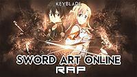 SWORD ART ONLINE RAP - La Guerra Virtual - Keyblade.mp3
