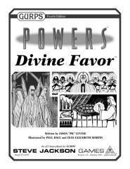 GURPS 4th - Powers - Divine Favor.pdf