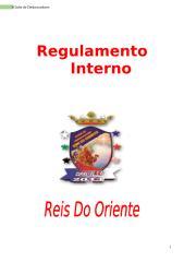 regulamento_interno Reis do Oriente.doc