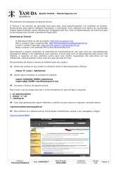 Linux - Instalação Apache Tomcat.doc