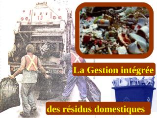 La gestion des dechets.ppt