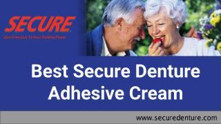 Best Secure Denture Adhesive Cream.pdf