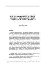 Ante Skegro - JESU LI BOSANSKI MUSLIMANI,ODNOSNO BOSNJACI, POTOMCI JAPODSKOG PLEMENA POSENA.pdf