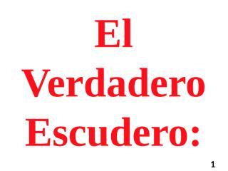 EL ESCUDERO DE DIOS.ppt