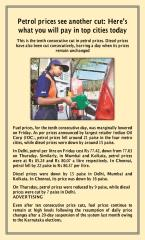 Petrol prices see another cut  Heres what you will pay in top cities today.pdf