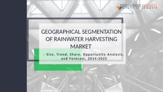 Rainwater Harvesting Market.pptx