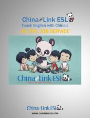 Leading TEFL Job Service China Link ESL Recruiting Teachers To Teach English In China's At Record Pace.pdf