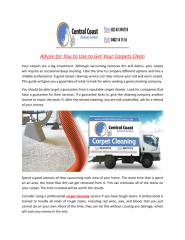 Advice_for_You_to_Use_to_Get_Your_Carpets_Clean.PDF
