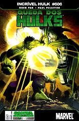 a queda dos hulks - o incrível hulk 606.cbz