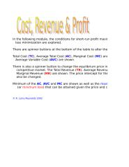 Profit&loss in pure Cometition & monopoly.xls