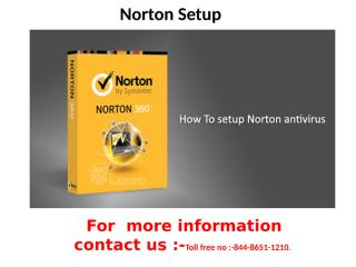 Norton.comsetup - Norton.comMyAccount.pptx