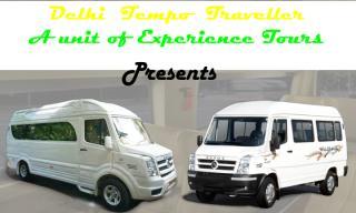 Luxury Tempo Traveller hire in Delhi.pdf