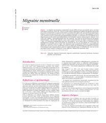 Migraine menstruelle.pdf