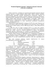Развитие бурения.doc